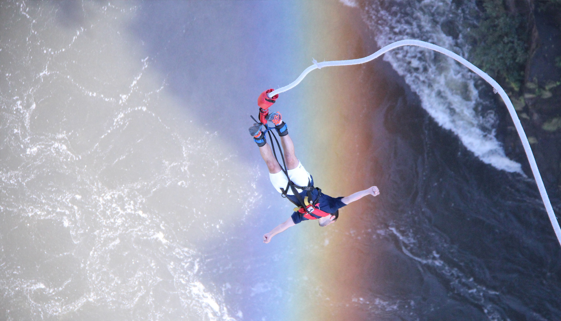 Shearwater Bungee Victoria Falls