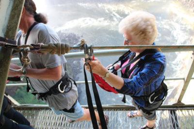 Victoria Falls Historic Bridge Tour