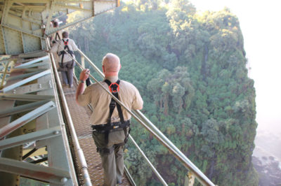 Bridge Tour Vic Falls