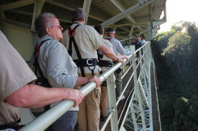 Bridge Tour Victoria Falls