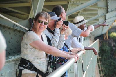 Bridge Tour Victoria Falls