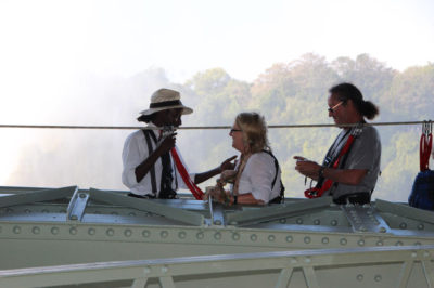 Historic Bridge Tour Victoria Falls
