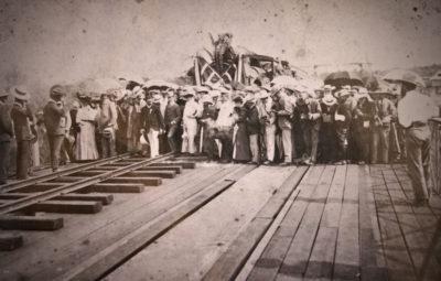 Victoria Falls Bridge Opening